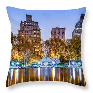 East Throw Pillows