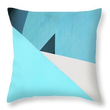 Urban Abstract 3 Throw Pillow