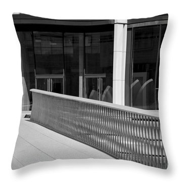 Urban Architecture 1 Throw Pillow