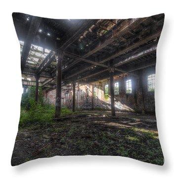Urban Decay 2.0 Throw Pillow