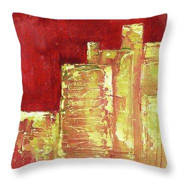 Urban Renewal I Throw Pillow