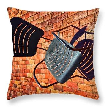 Urban Seating  Throw Pillow