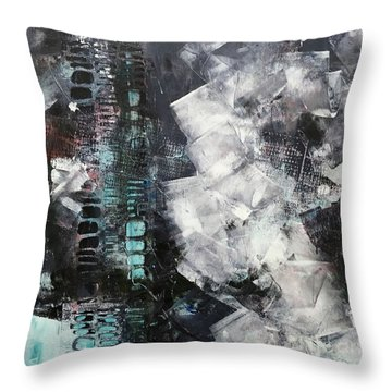 Urban Series 1603 Throw Pillow by Gallery Messina