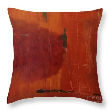 Urban Series 1605 Throw Pillow by Gallery Messina