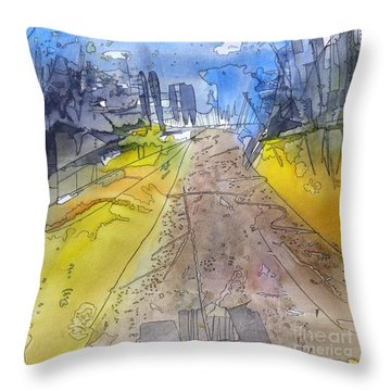 Ursa Major Throw Pillow