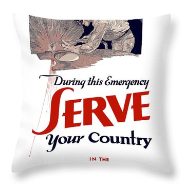 Reserve Throw Pillows