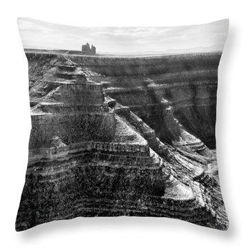 Utah Outback 14 Throw Pillow by Mike McGlothlen