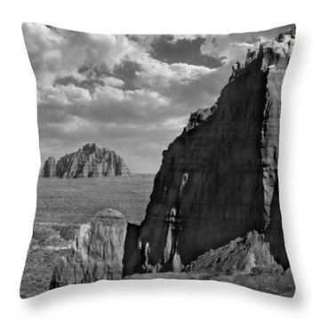 Utah Outback 26 Throw Pillow by Mike McGlothlen