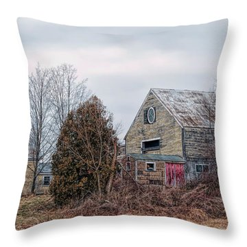 Throw Pillow featuring the photograph Vacant Pleasure by Richard Bean