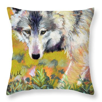 Vagabond Throw Pillow