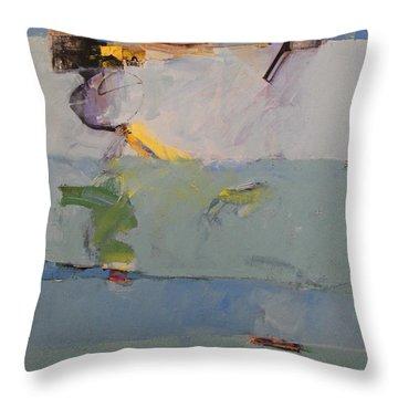 Vahevala Throw Pillow by Cliff Spohn