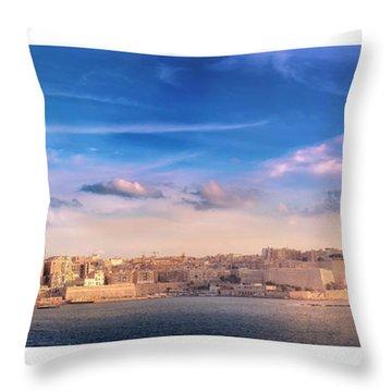 Valletta Throw Pillow