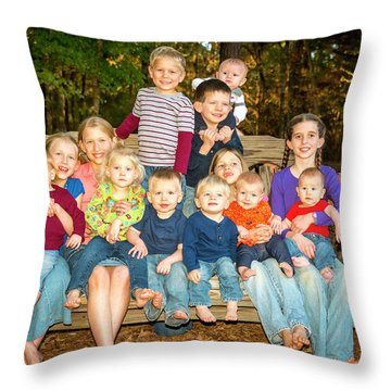 Vandoren 6560 Throw Pillow