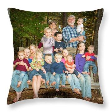 Vandoren 6564 Throw Pillow