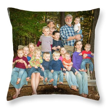 Vandoren 6564 Throw Pillow