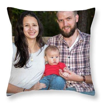 Vandoren 6608 Throw Pillow