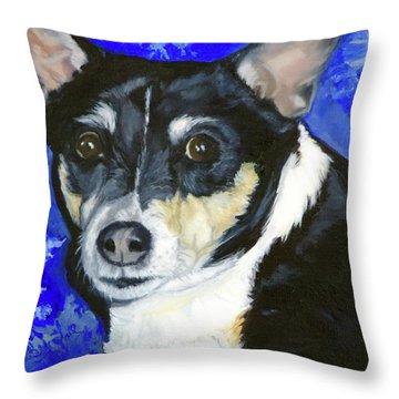 Vanna Throw Pillow