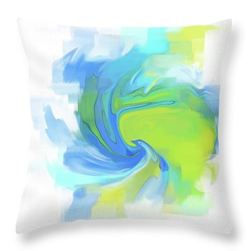 Variation 3 Throw Pillow