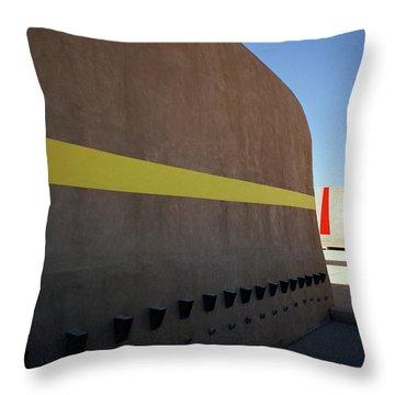 Varini And Le Corbusier  Throw Pillow