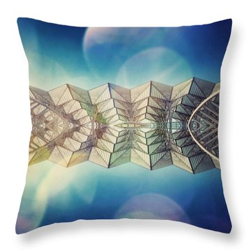 Vasco Da Gama Throw Pillow