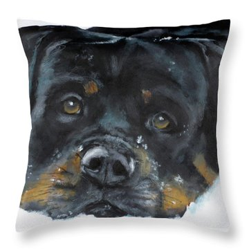 Vator Throw Pillow