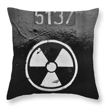 Vault 5137 Throw Pillow