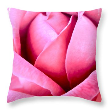 Vavavoom Throw Pillow by Gwyn Newcombe