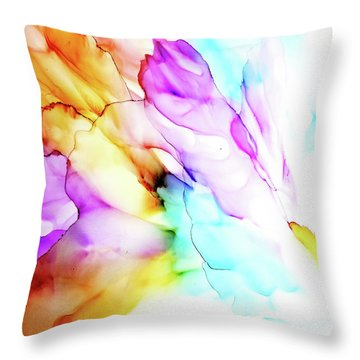 Veda Throw Pillow
