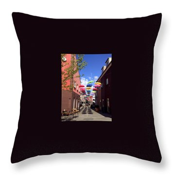 Vejle Throw Pillow