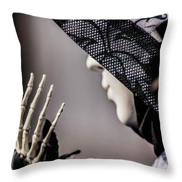 Venice Mask 18 2017 Throw Pillow