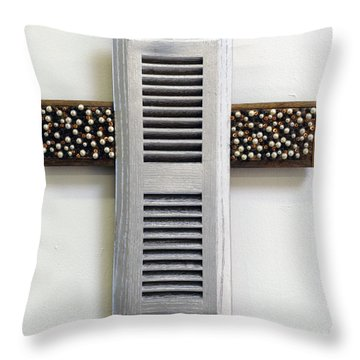 Vented Throw Pillow