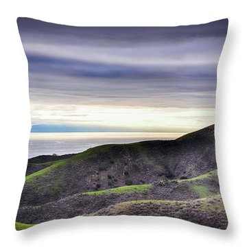 Ventura Two Sisters Throw Pillow