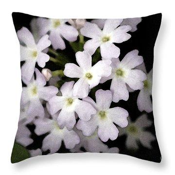 Verbena Throw Pillow