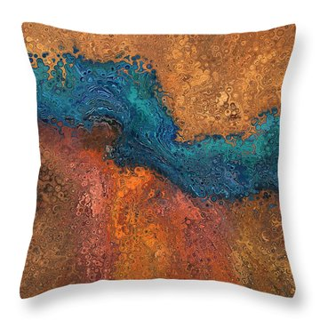 Verge Throw Pillow
