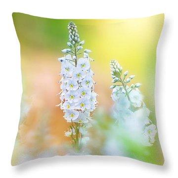Veronica Glow Throw Pillow
