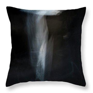 Verticaldancer Throw Pillow