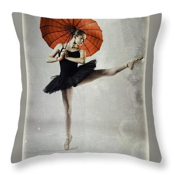 Very Pointey Throw Pillow