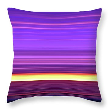 Vesperalia Throw Pillow