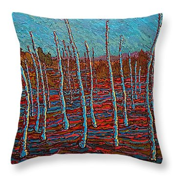 Vestige Throw Pillow