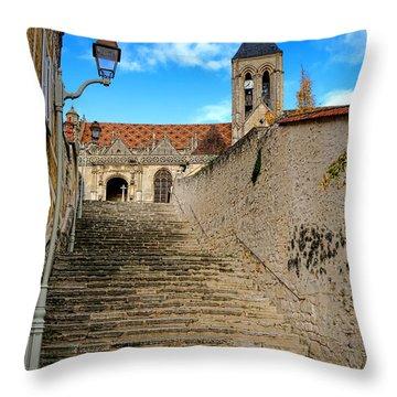 Vetheuil Throw Pillow