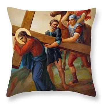 Divinity Throw Pillows