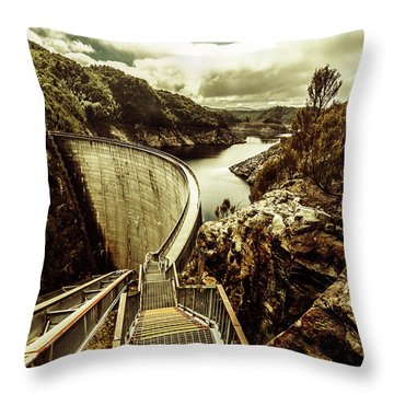 Hydro Throw Pillows