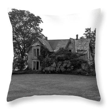 Victorian Relic Throw Pillow