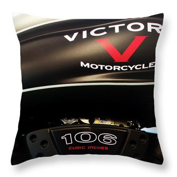 Victory 106 111116 Throw Pillow