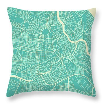 Vienna Throw Pillows