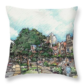 View 1 Throw Pillow