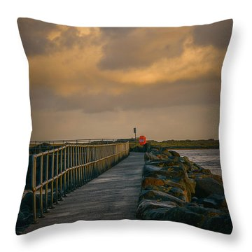 View At Staffin 1 #g9 Throw Pillow
