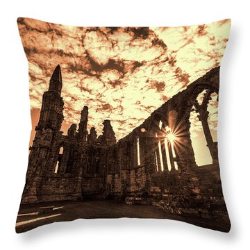 Throw Pillow featuring the photograph View To A Thrill by Anthony Baatz