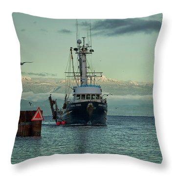 Viking Pride Throw Pillow