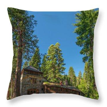 Vikingsholm - 2 Throw Pillow